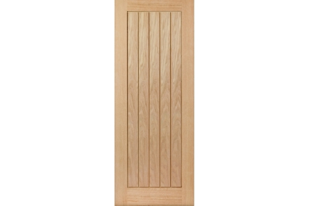 Jb Kind Oak Internal Suffolk Door 2040 x 826 x 40mm