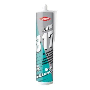 Dow Corning 817 Mirror Adhesive White 310ml