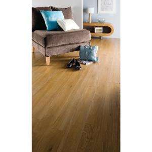 Kronospan Original 7VA8725 V Groove Laminate Flooring Aberdeen Oak 7mm 2.47m2