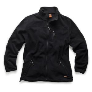 Scruffs Wr Worker Fleece Black