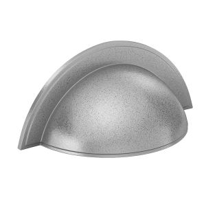 Heritage Cup Handle (Antique Pewter Finish) 64mm Centre