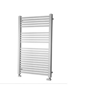 iflo Zimina Designer Towel Radiator Chrome 800mm x 600mm