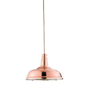Endon Rosa Pendant Light Copper