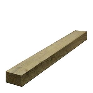 C24 Kiln Dried Regularised Sawn Treated Timber 47mm x 100mm