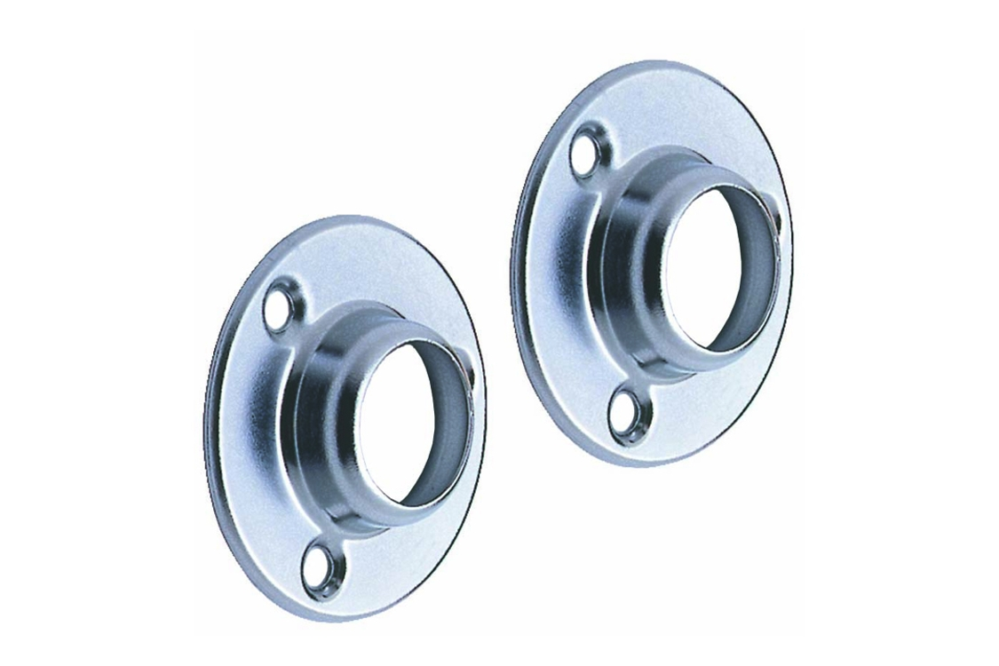 Rothley Deluxe Sockets Chrome Plated 25mm