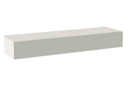 Marshalls British Standard Concrete Square Channel 150mm x 125mm