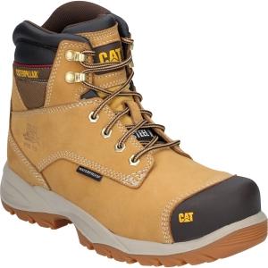 Caterpillar Spiro Waterproof Safety Boots Honey