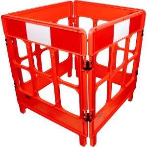 Jsp KBC023-000-6Y0 Workgate 4 Gated Barrier