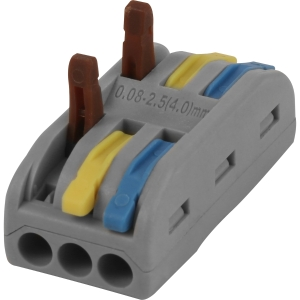 VUEP139 25 in Line Spring Lever Connectors