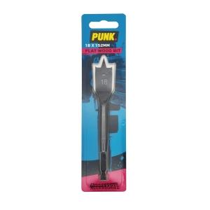 Punk 18mm x 152mm Flat Bit Q