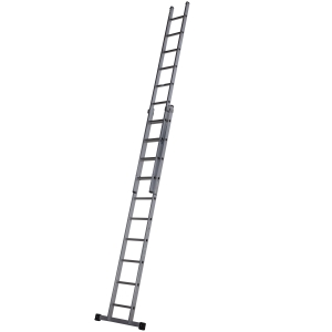 Youngman 2 Section Trade 200 Ladder 3.09m-5.12m