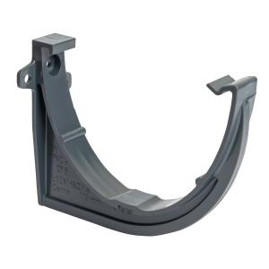 Osma Deepline Gutter Support Bracket Anthracite Grey 113mm