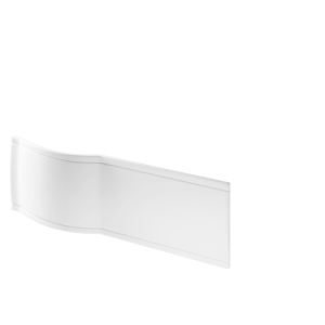 TP Bathrooms Rothay (Rennes) Shower Bath 1700mm Front Panel