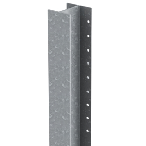 Durapost Classic Fence Post Galvanised 48 x 2400mm Home Delivered