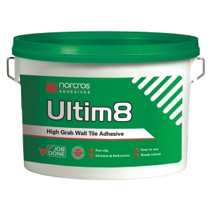 Norcros Ultim8 Ready Mixed Adhesive