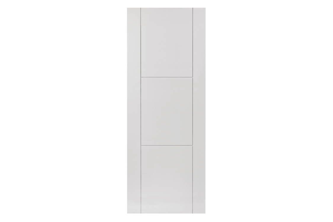 Jb Kind White Mistral Primed Internal Door 35 x 1981 x 838mm