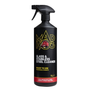 Mad Hog Glass & Stainless Steel Cleaner 1L
