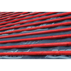John Brash BS5534 Red Graded Treated Timber Roofing Batten 25mm x 50mm x 4.8m