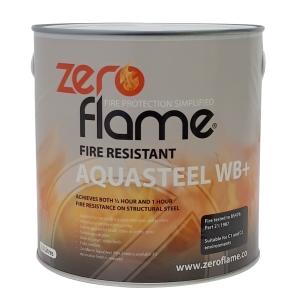 Zeroflame Aquasteel Fire Resistant Coating WB+ 2.5L
