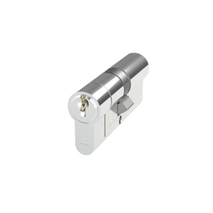 Mila Enhanced Security Cylinder Chrome 50/50