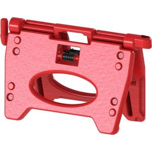 Jsp KBV030-000-600 Alphabloc Red 1m