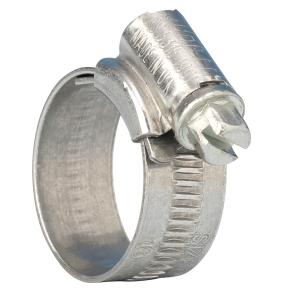 Primaflow Hose Clip Mild Steel Zinc Plated Jubilee 18-25mm 0 X