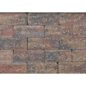 Tobermore Garden Stone Heather Walling & Masonry - 300/260x180x120mm