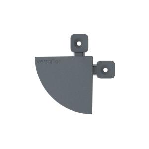 Versoflor Corners Graphite Grey 4 Pack