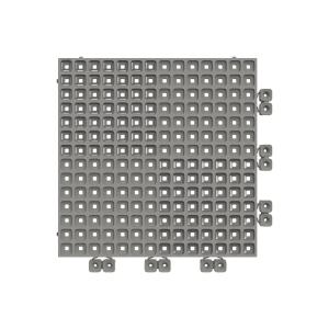 Versoflor Upflor Flooring Tile Stone Grey 9 Pack