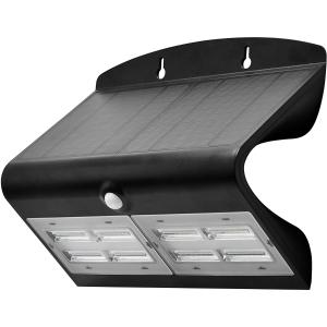 Luceco Solar Guardian 6.8W PIR Wall Floodlight IP44