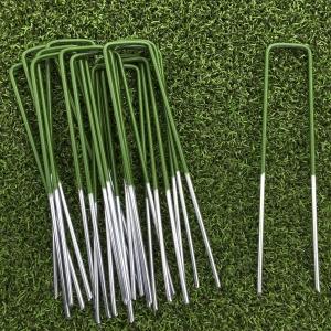 Luxigraze U-pins in Pack of 10 - 150mm x 30mm x 4mm