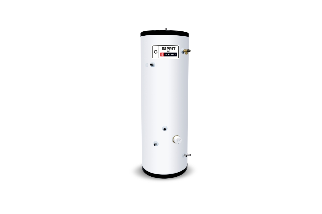 Gledhill Esprit Indirect Unvented Hot Water Cylinder ERP C - 200L