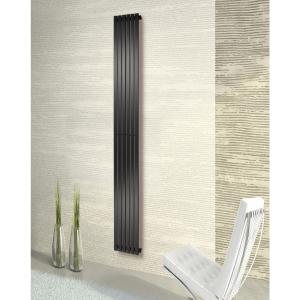 Towelrads Merlo Vertical Chrome Radiator 1800mm