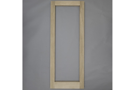 Heritage Solid Oak Custom Size Pattern 10 External Door