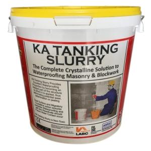 Ka Tanking Slurry Waterproofing Solution Grey 25kg
