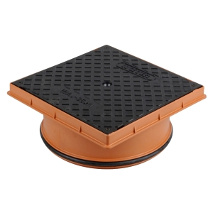 Osma 315mm Multi-Base Inspection Chamber Cover and Frame 4D969