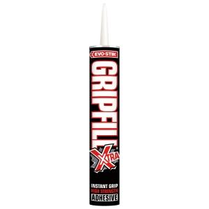 Evo-Stik Gripfill Xtra Solvent Based Adhesive 350ml