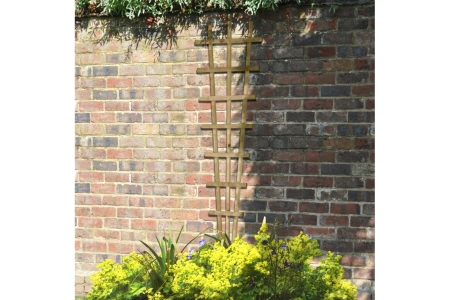 Traditional Fan Trellis - 180 x 60cm - Pack of 4