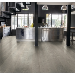Quick Step Palazzo Concrete Oak Oiled 1820 x 190 x 14mm Pack Size 2.075m2