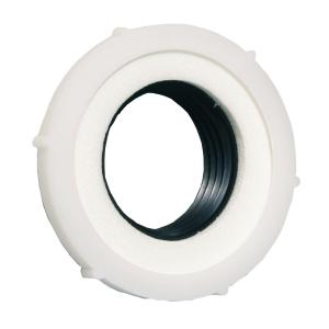 4Trade Basin Waste Seal 1 x 32mmm Tapered Washer 1x Foam Washer & Nut