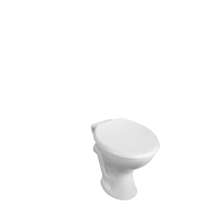 Magnia Low Level Horizontal Outlet Wash Down Toilet Pan S351001 (Pan Only)