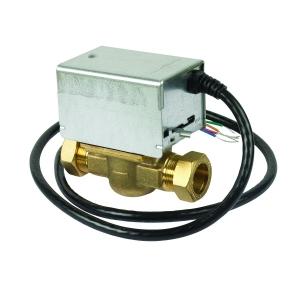 Honeywell 2 Port Motorised Zone Plumbing Heating Valve 22mm V4043H1056/U