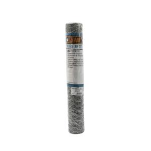 4TRADE Galvanised Wire Netting 10m x 600mm x 25mm