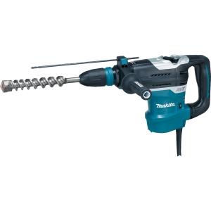Makita 110V 40mm SDSmax Avt Rotary Demolition Hammer HR4013C/1