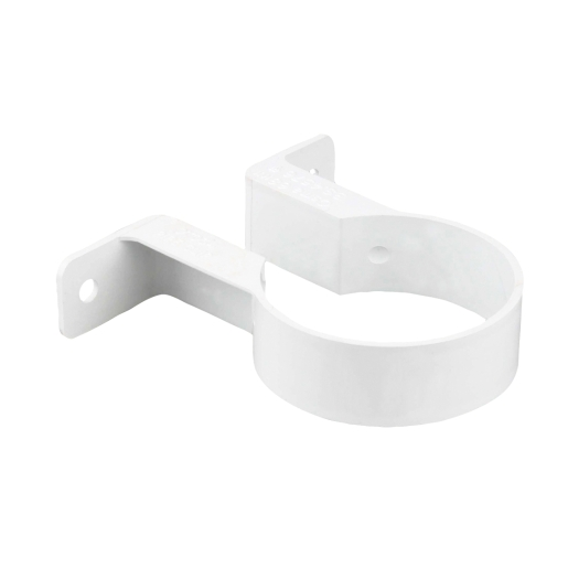 Osma RoundLine 0T034 Pipe Bracket 68mm White
