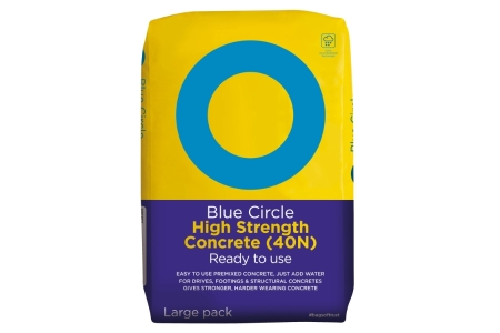 Blue Circle High Strength (40N) Ready to Use Concrete 20kg