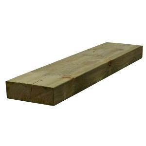 Sawn Treated Timber Regularised C16/C24 75mm x 225mm
