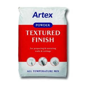 Artex Textured Finish Plaster Bag 25kg