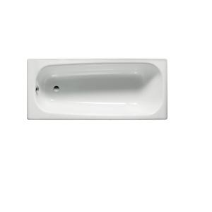 Roca Contesa Bath 0TH White 1700 x 700mm /S A2358J0000 (Ex Legs)