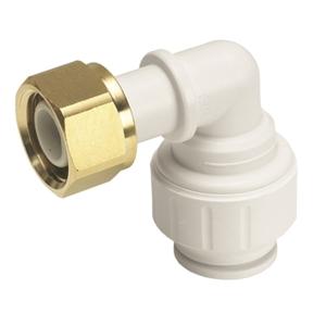 JG Speedfit bent tap connector 15 x 1/2inch Pack 5
